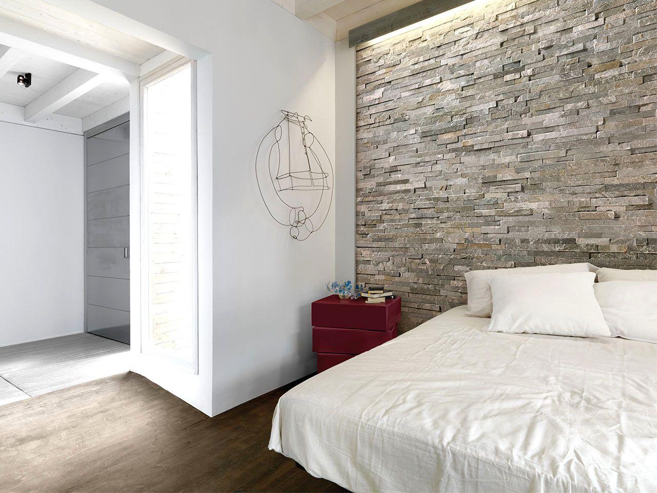 Rivestimento in pietra delle pareti architetto digitale for Architetto per interni