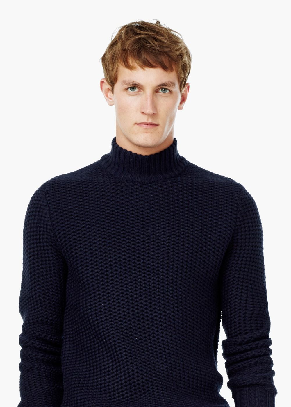 design de qualité e7065 5e886 Pull-over texturé - Homme | Knitting Design Inspiration ...