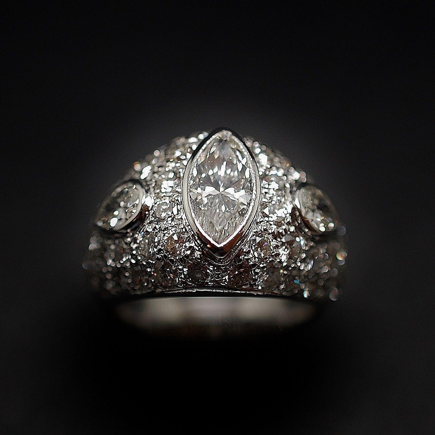vendre une bague diamant