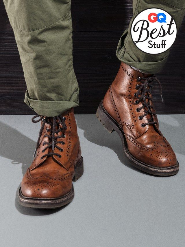Winter Boots to Wear with a Suit