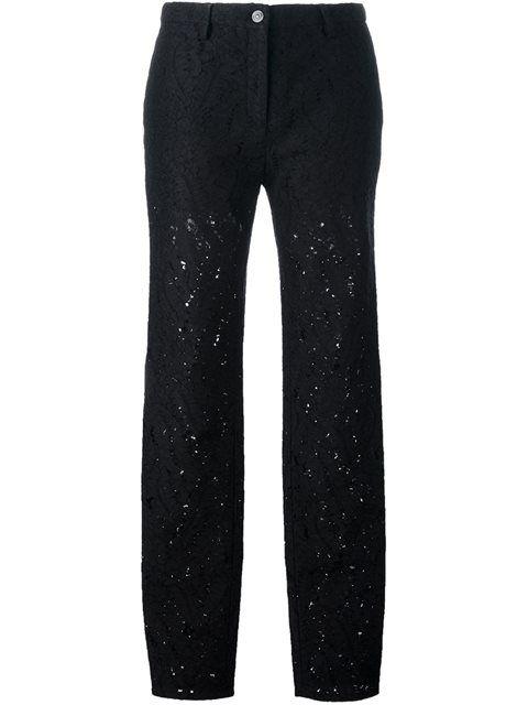 tapered trousers - Black N°21 PvZ3ijl