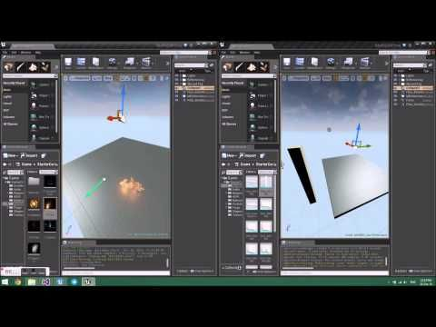MultiEdit Plugin Unreal Engine 4 - Collaborative Level Editing
