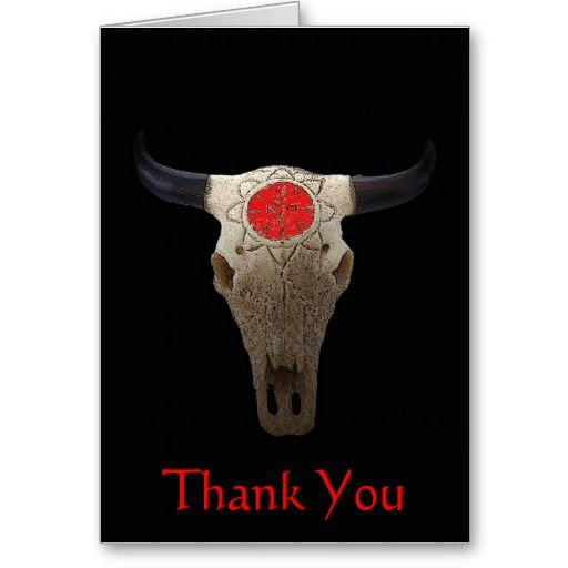 A Country Style Thank You Greeting Card available at www.zazzle.com/stevebrownleeart