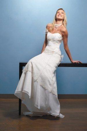 Robe de mariée Chérie Pronuptia forme sirÃ