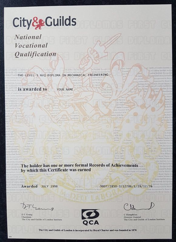 City And Guilds Certificate Templates Replacement Fake And Convincing Replica School Education College Certifi Certificate Templates Certificate Templates