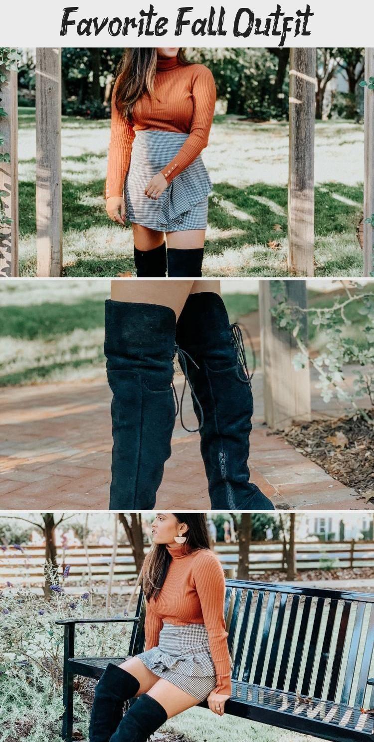 Favorite Fall Outfit #simplefashionoutfitsforwomencomfy