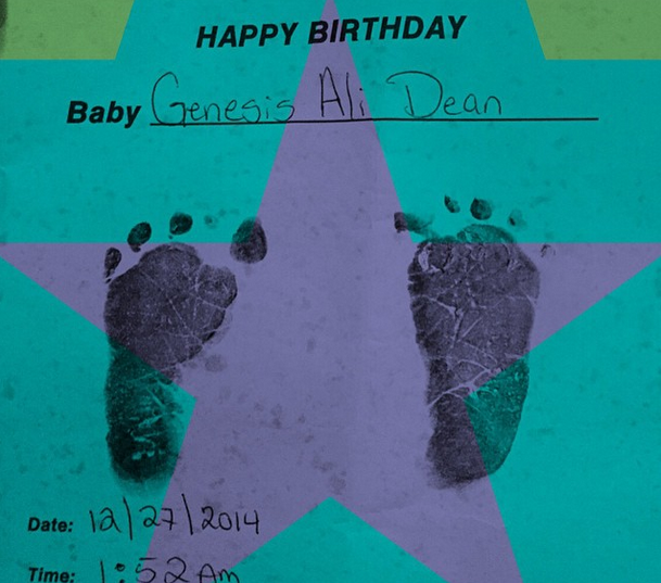 Congrats to Alicia Keys and Swizz Beatz on the birth of their second son, Genesis.