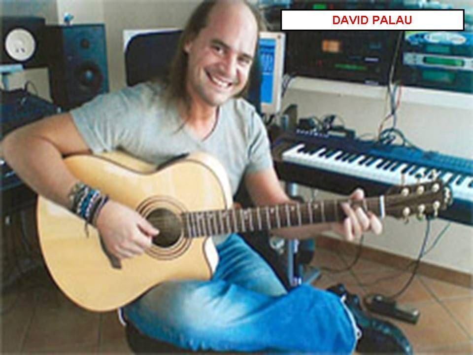 David Palau Plays A Cutaway Model