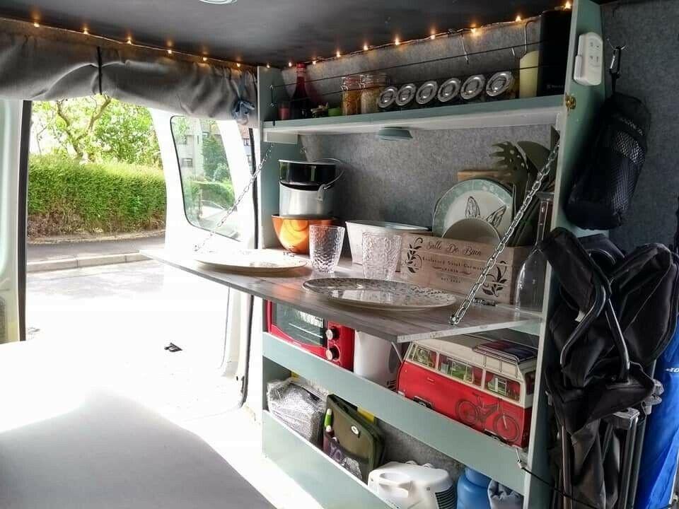 Vw Caddy Maxi C20 Tdi Dvla Registered Campervan In Coldstream