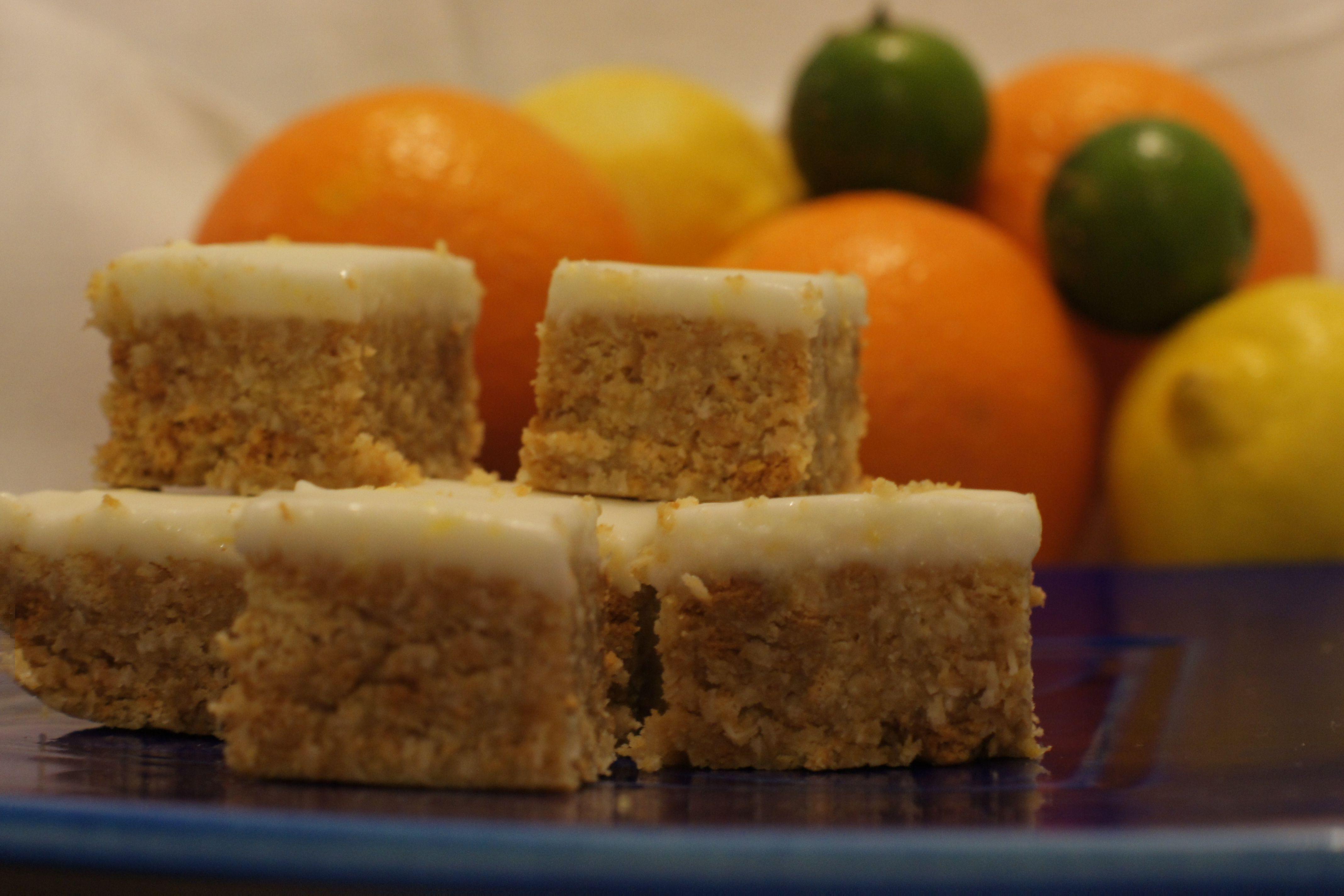 No Bake Citrus Slice Baking Sweet Baking Baking Recipes