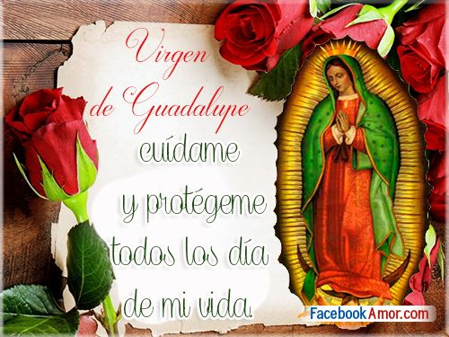 Frases+De+La+Virgen+De+Guadalupe+Para+Regalar | DIOS | Pinterest ...