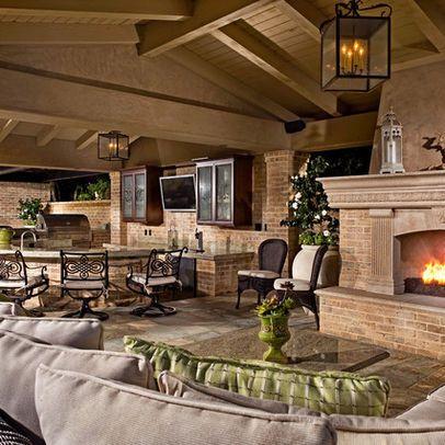 Bartholomew Residence Mediterranean Patio Orange County