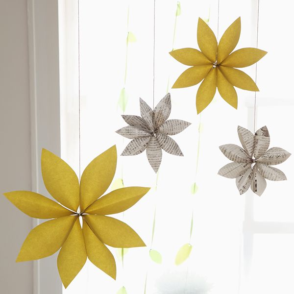 Diy Party Decorations Part - 16: Brighten Up Spring Celebrations With DIY Party Decorations And Favors