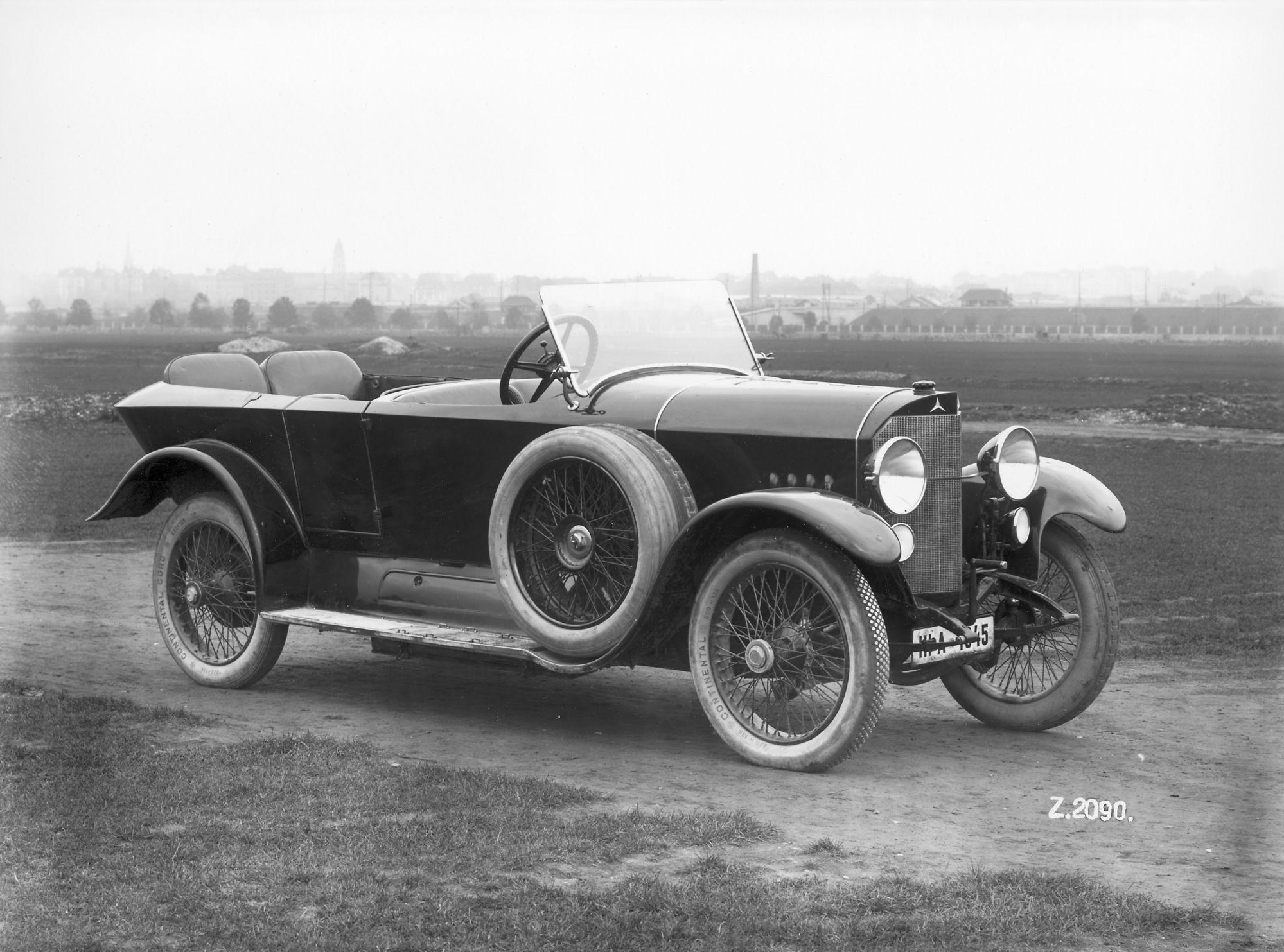Daimler mobili ~ Daimler mercedes hp automobiles