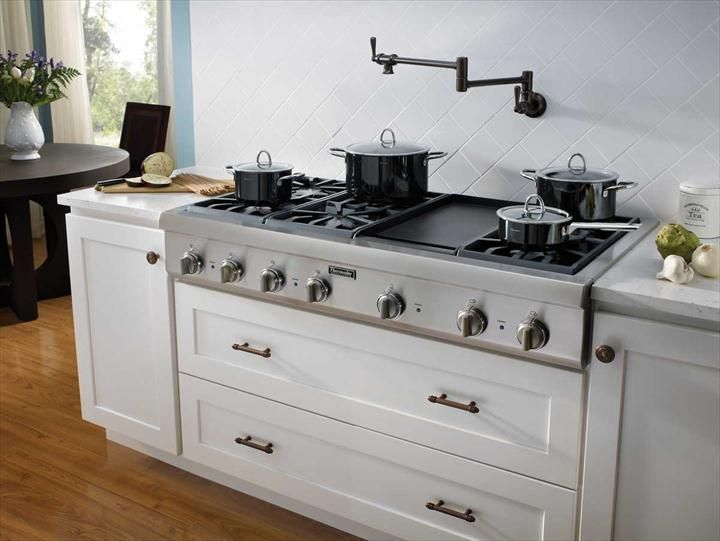 Thermador Kitchen Gallery 4 Pots On Rangetop Now This Is What