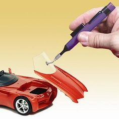 THIS is a Hobby Pal Vacuum Pickup Tool. Perfect for crafters who work with small items. Available at Micro-Mark