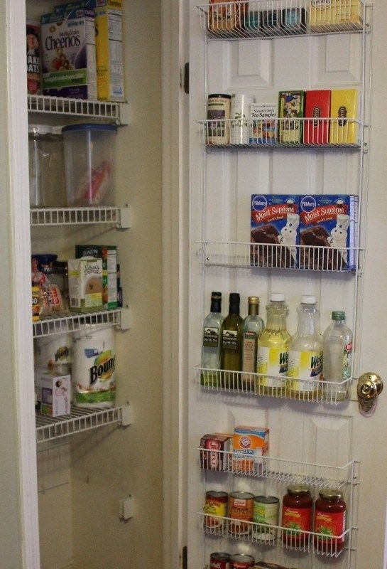 Ask the Organizer: Small Pantry Org…