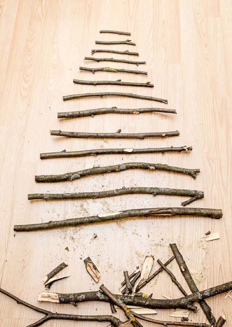 49++ Holz baum aus aesten Trends