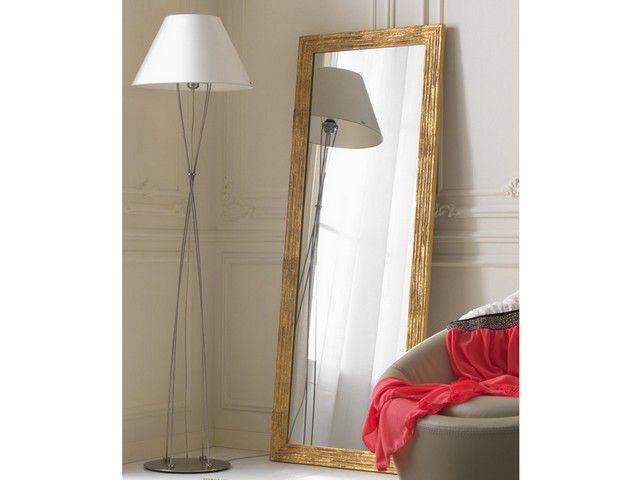 Lampade Bagno ~ Leonardo specchiera foglia oro ant specchi e lampade bagno