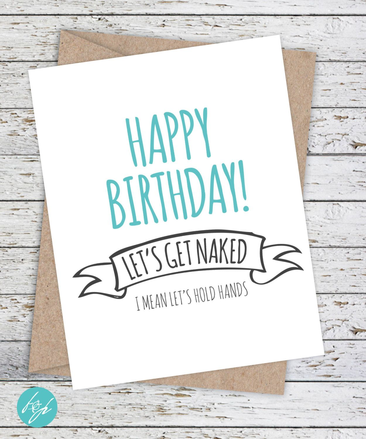 Birthday Card Funny Boyfriend Card Funny Girlfriend
