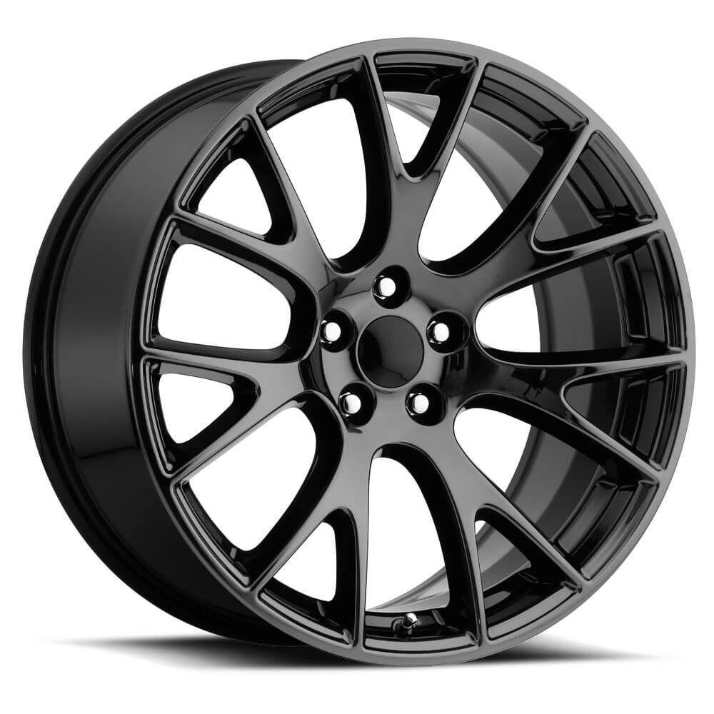 "22"" Dodge Hellcat Style 70 Replica wheels, Dodge ram"