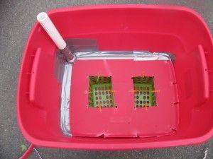 self watering planters #selfwatering