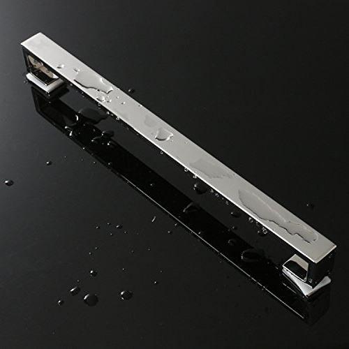 S501 Single sided Sliding Shower Door Handle Sets Mirror polished ...