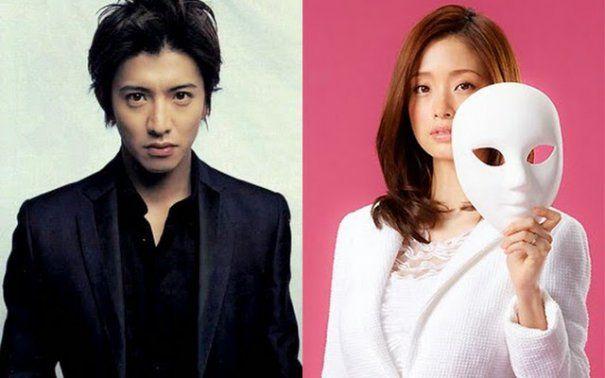 "Aya Ueto and Takuya Kimura Attend Press Conference for Upcoming Drama ""I'm Home"""