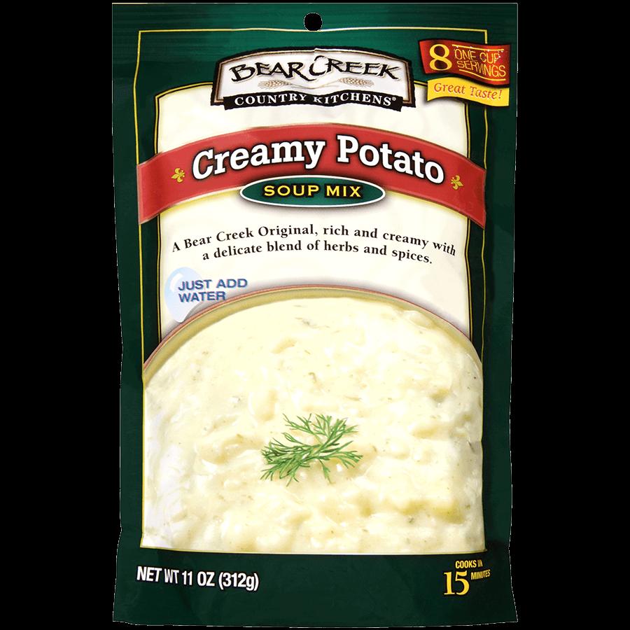 Creamy Potato Soup Mix Bear Creek in 2020 Creamy
