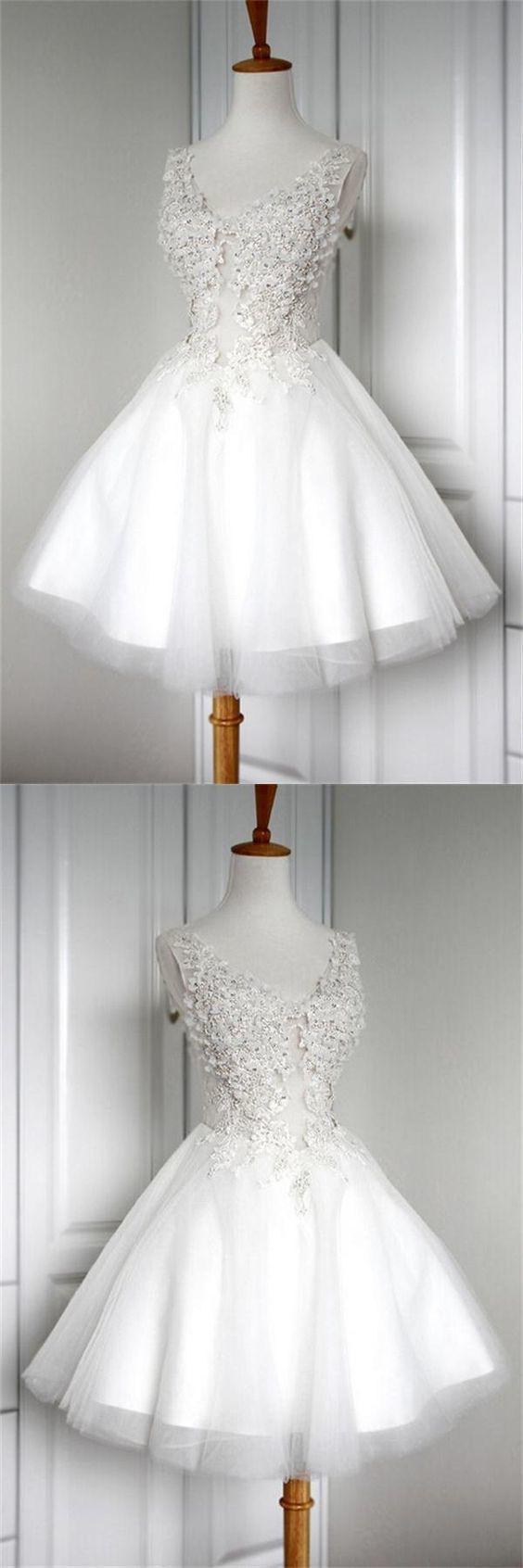 Cute prom dresses prom dresses lace prom dresses cheap white lace