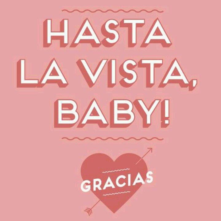 #bye bye #baby