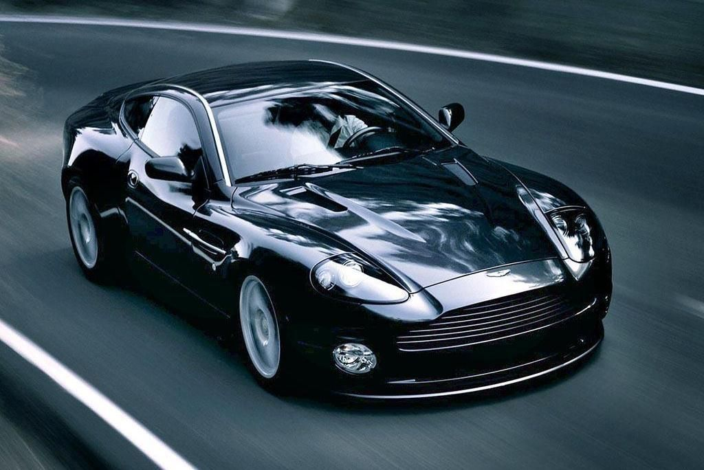 2013 Aston Martin V12 Zagato Black   Autostylizedcom   aston