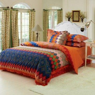 Designer European Modern Bedding Set Elegant Velvet Comforter Bedding Sets For Winter