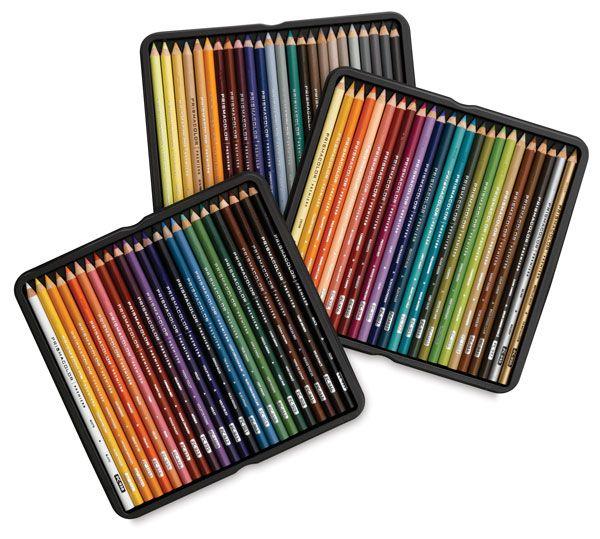 Prismacolor Premier Soft Core Colored Pencils 72 Assorted Colors