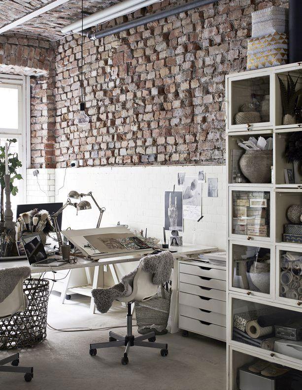 Inside The Stunning Atelier Of Illustrator Sara N. Bergman   NordicDesign