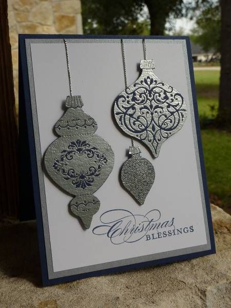 Christmas Blessings by junior tx - Cards and Paper Crafts at Splitcoaststampers