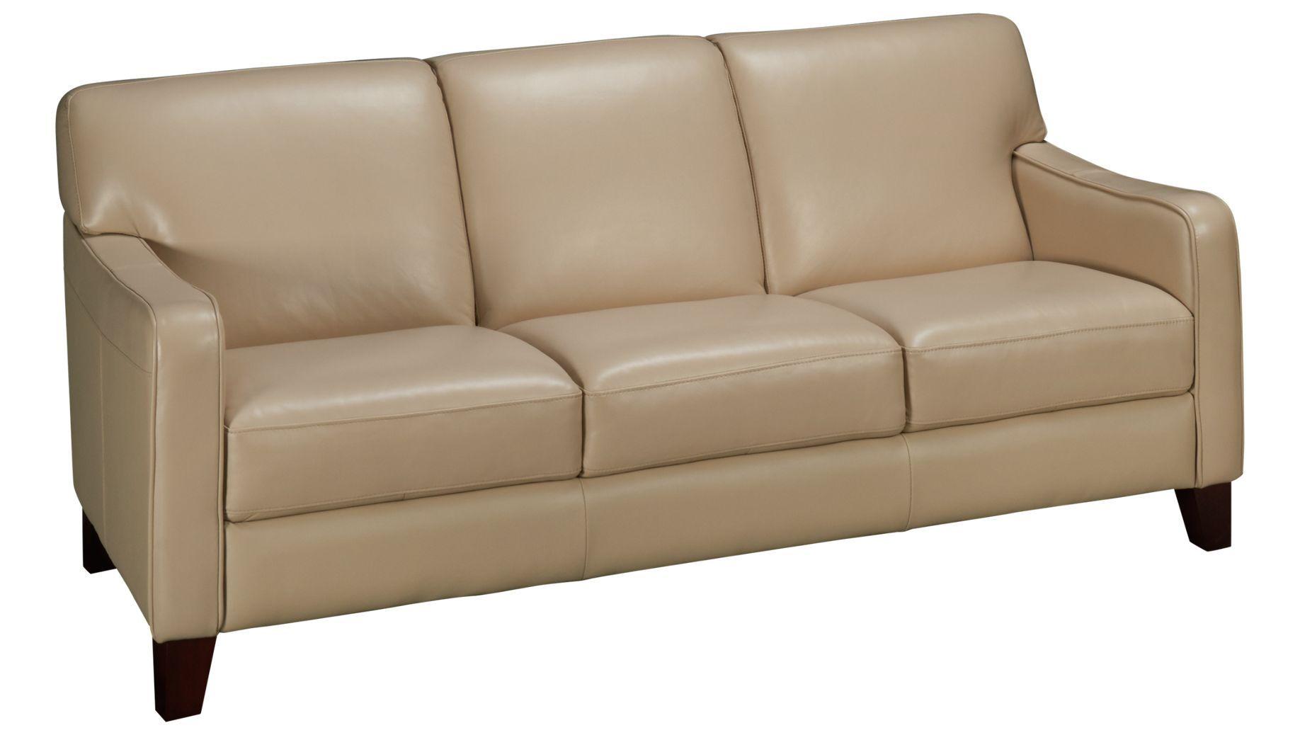 - Futura Leather-Betty-Betty Leather Sofa - Jordan's Furniture (With