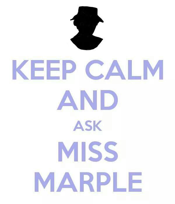 Miss Marple Miss Marple Agatha Christie Agatha