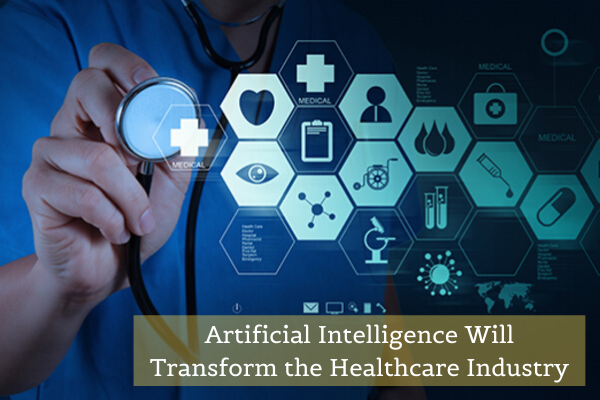 Ai And Healthcare Healthcare Industry Life Science Healthcare Technology