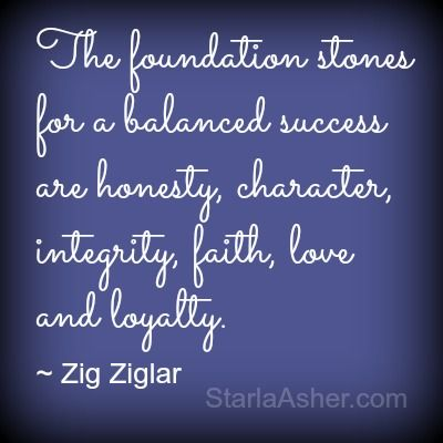 Nice Life Is An Echo: Lessons From Zig Ziglar    Starla Asher
