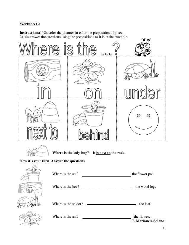 Printable Worksheets worksheets on prepositions for grade 1 : Imagen relacionada | aprender Inglês | Pinterest | Prepositions
