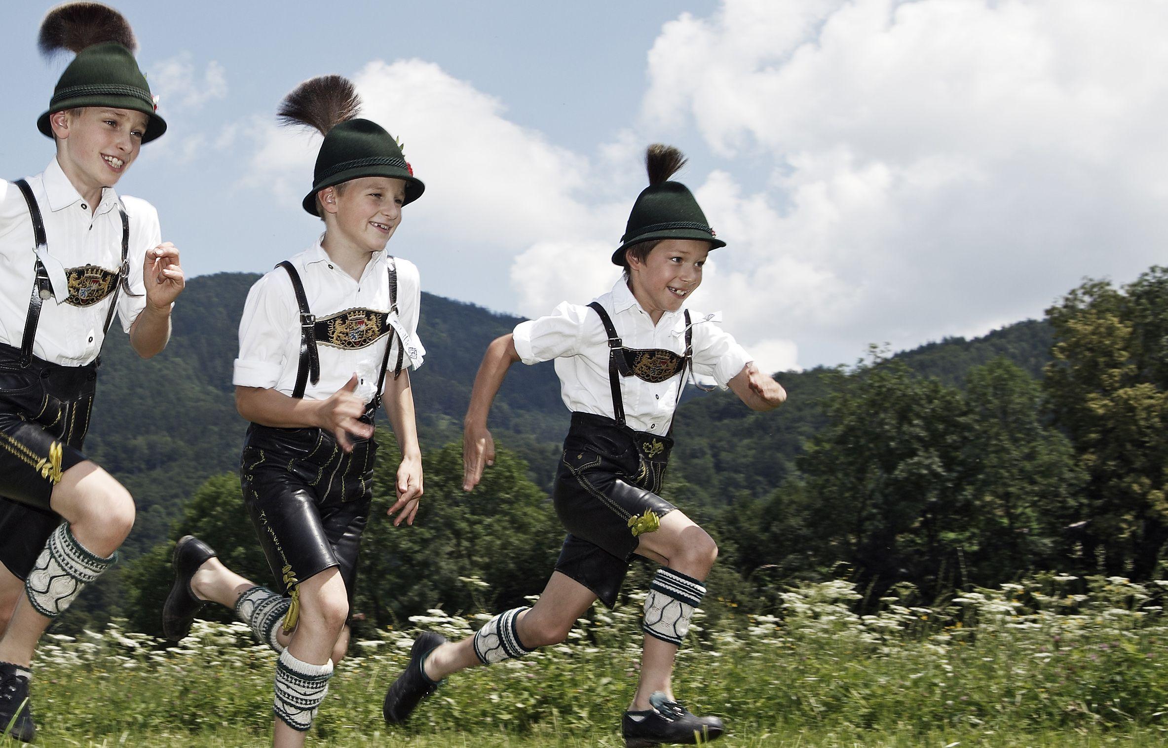 #Tracht #Lederhosen #Bayern