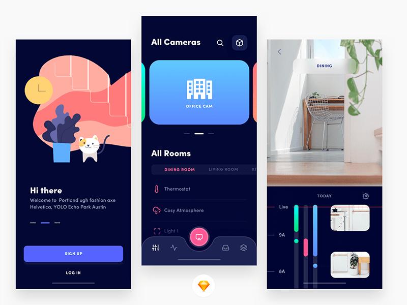 Pin On Ui Store Free App Design