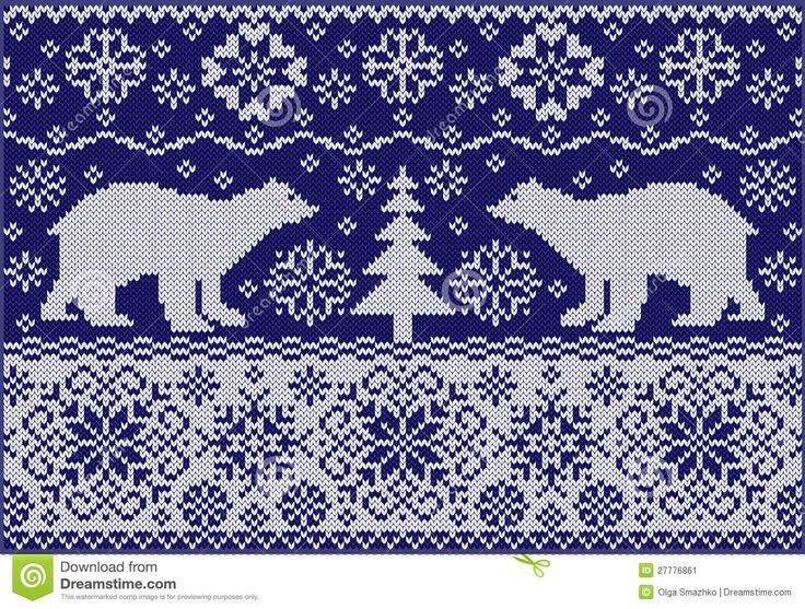 Картинки по запросу Christmas Fair Isle Patterns | FAIR ISLE ...