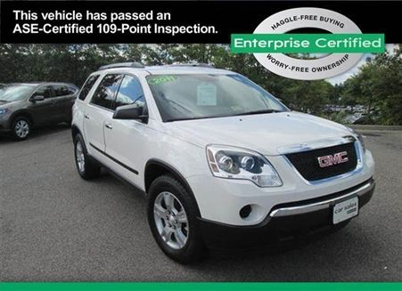 Used Gmc Acadia 2011 Gmc Acadia Roanoke Va Enterprise Used Cars