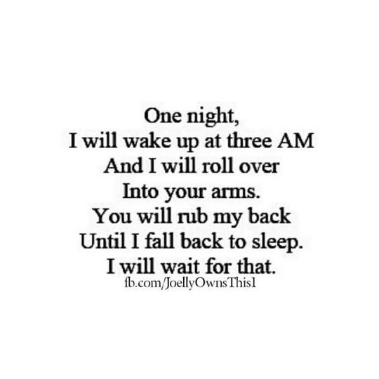 Sleeping together | Quotes and such | Sleeping alone quotes ...