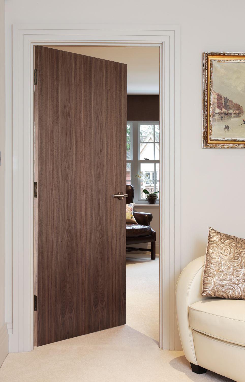 Flush Walnut Doors Pinterest Walnut Doors Doors And Internal