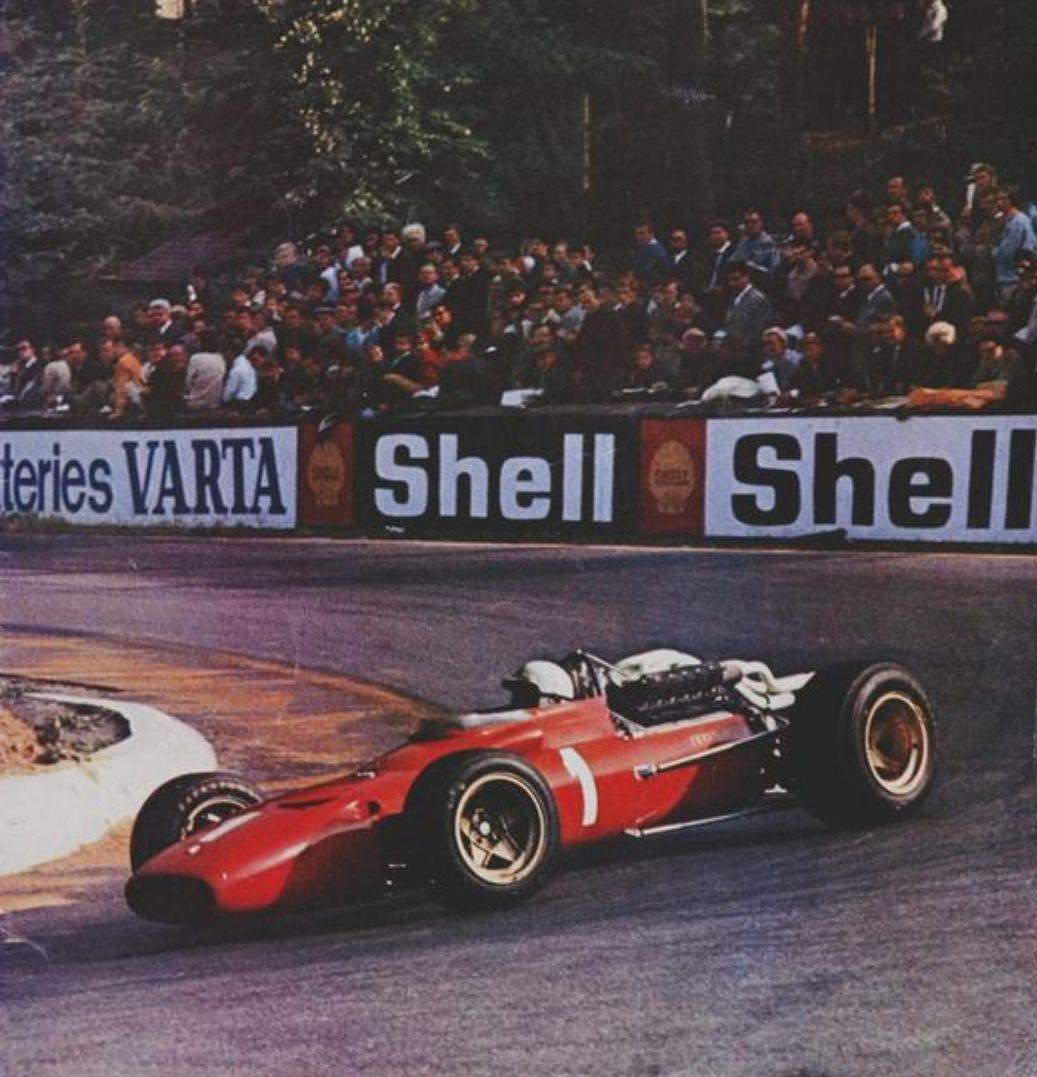 SPEED: luimartins: Chris Amon Spa-Francorchamps 1967...