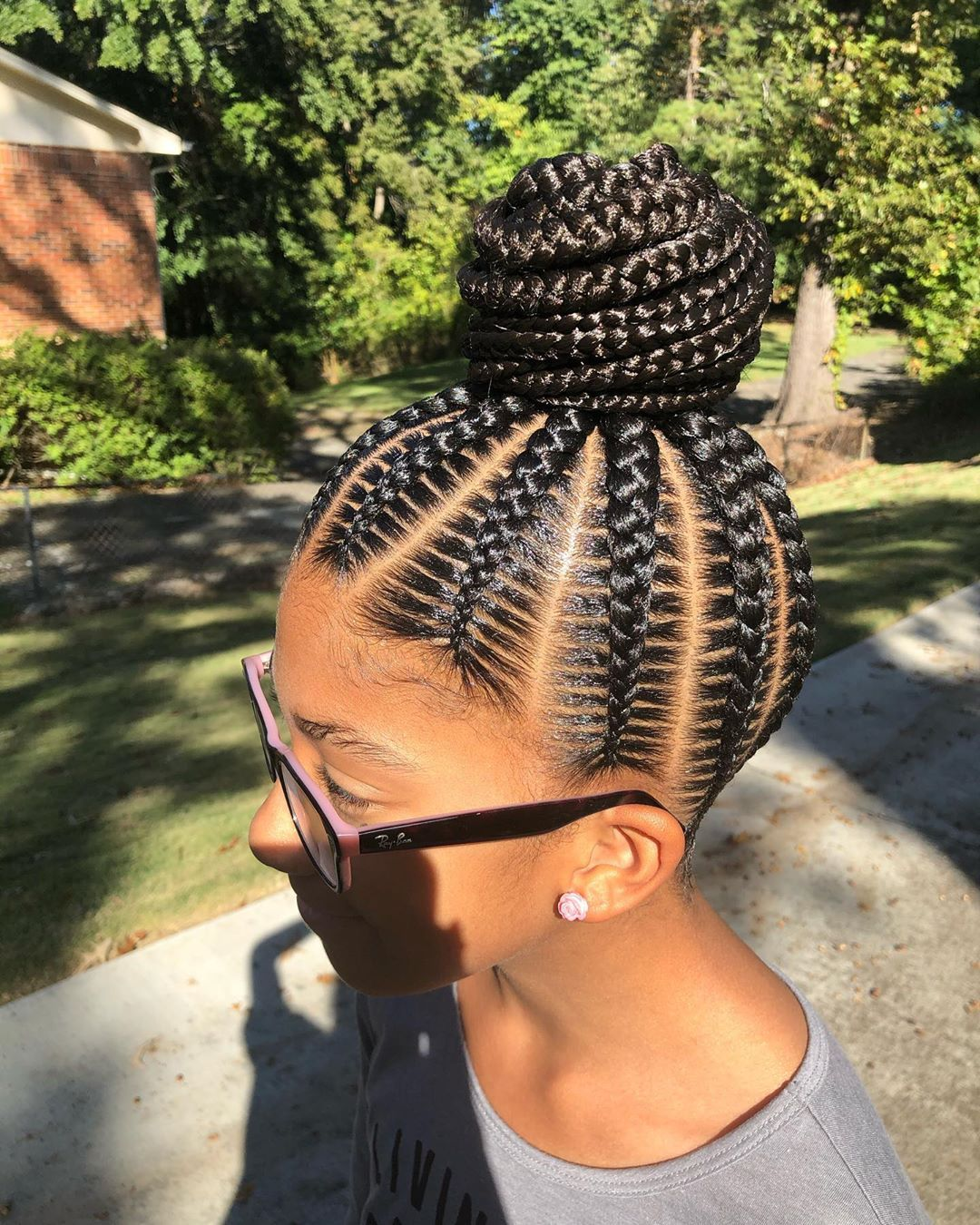 Braids By Chinia Llc On Instagram Do Y All Like It Better Up Or Down Comment Down B Braided Hairstyles Cute Braided Hairstyles Easy Hairstyles For Long Hair