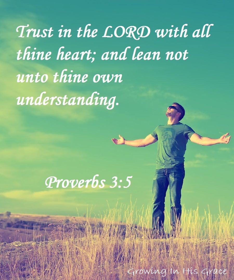 Trusting God With Your Future Words Of Wisdom Reminders For Me